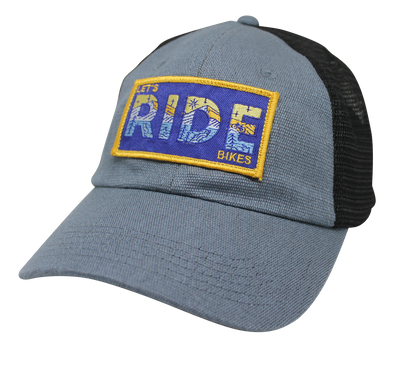 Let's Ride Bikes Hat
