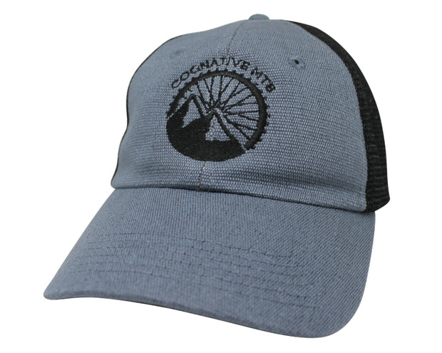 COGNATIVE LOGO - HEMP HAT (2 COLOR OPTIONS)