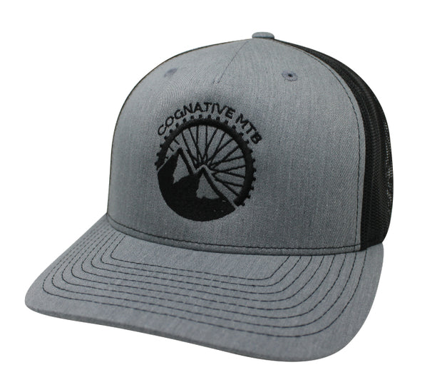 COGNATIVE LOGO - MESH BACK TRUCKER HAT (3 COLOR OPTIONS)