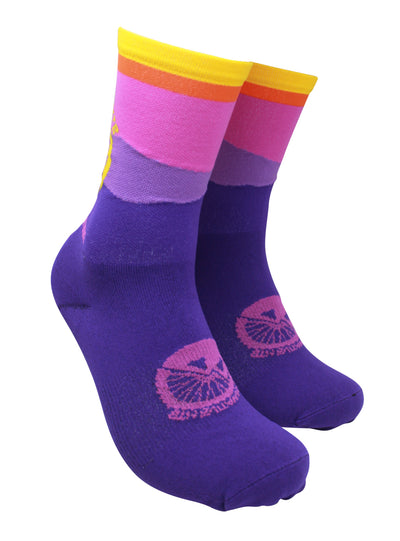 GO RIDE YOUR BIKE MTB SOCK