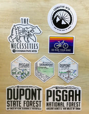 STICKER PACKAGES