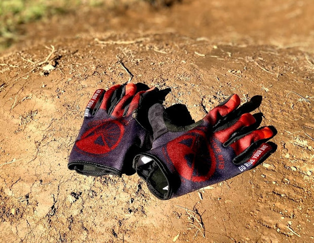 Go Ride Your Bike (Horizon) - MTB Tech Glove 2.0