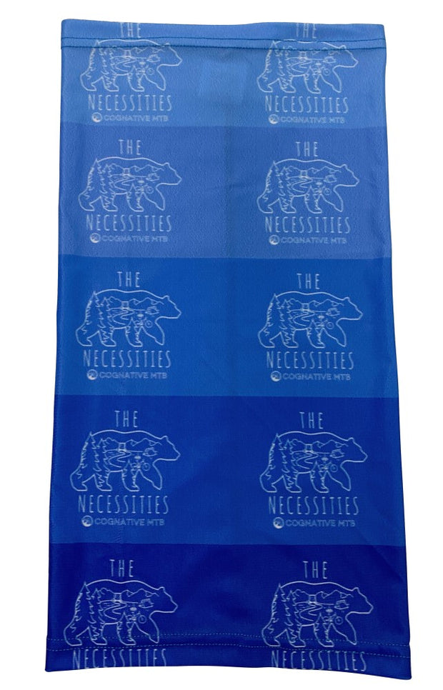 Neck Gaiter - The Bear Necessities (Blue)