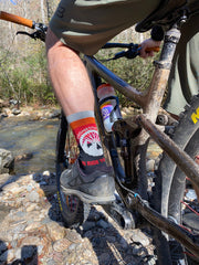 Go Ride Your Bike (Horizon) - Tech Sock (Padded)