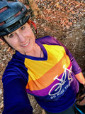 GO RIDE YOUR BIKE - MTB TECH JERSEY (2 SLEEVE LENGTH OPTIONS)