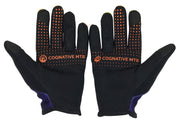 Go Ride Your Bike MTB Mountain Bike Gloves palm view