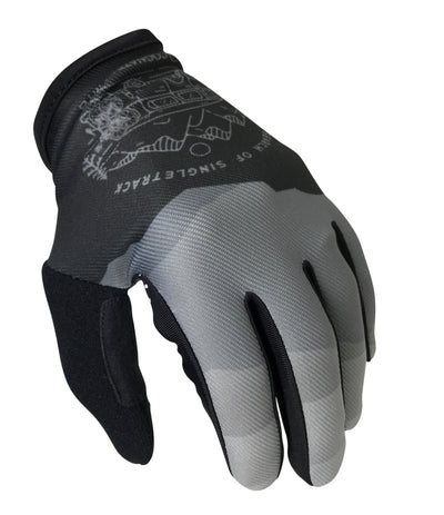 In Search of Singletrack MTB Mountain Bike Gloves