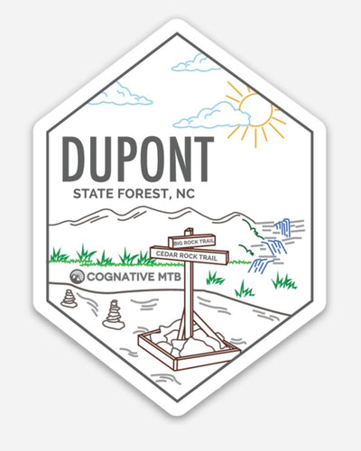 DUPONT STICKER