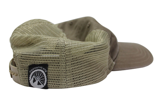 "DUPONT STATE FOREST ""CEDAR ROCK"" UNSTRUCTURED HAT (2 COLOR OPTIONS)"