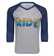 LET'S RIDE BIKES - MTB TECH JERSEY (2 SLEEVE LENGTH OPTIONS)