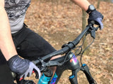 In Search of Singletrack MTB Mountain Bike Glove and Jersey