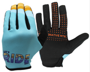 YOUTH - LET'S RIDE BIKES MTB TECH 2.0 GLOVE
