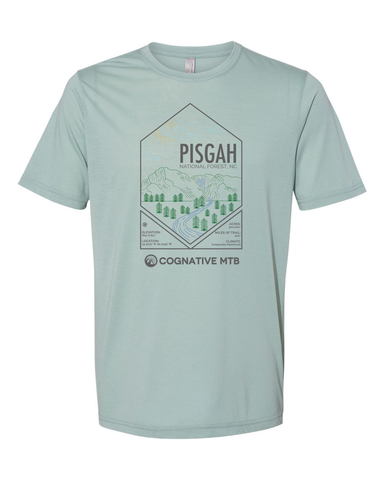 PISGAH NATIONAL FOREST SHIRT (4 COLOR OPTIONS)