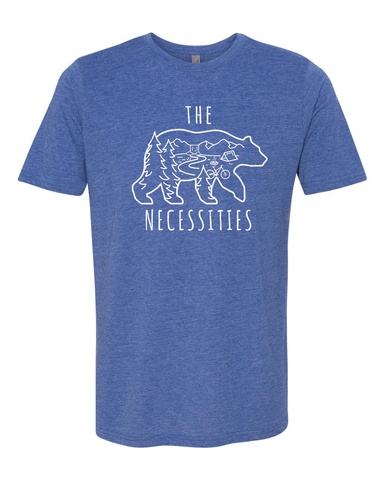 THE BEAR NECESSITIES SHIRT (3 COLOR OPTIONS)
