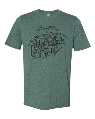 BENT CREEK SHIRT (2 COLOR OPTIONS)