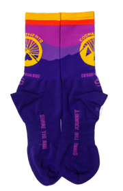 Go Ride Your Bike MTB Mountain Bike Socks