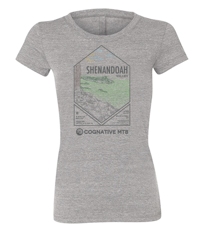 SHENANDOAH VALLEY WOMEN'S SHIRT (HEATHER GREY)