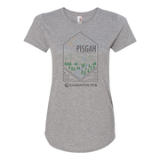 PISGAH NATIONAL FOREST WOMEN'S (HEATHER GREY)