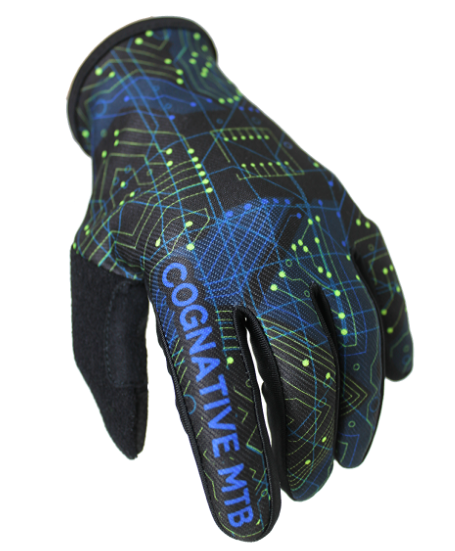 Cognative Mountain Bike Motherboard Glove