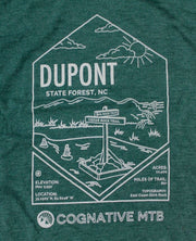 DUPONT STATE FOREST WOMEN'S SHIRT (2 COLOR OPTIONS)