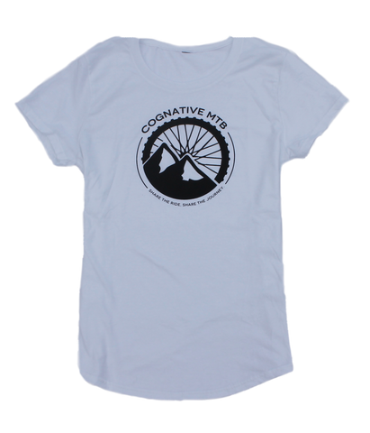 COGNATIVE LOGO WOMEN'S (WHITE)