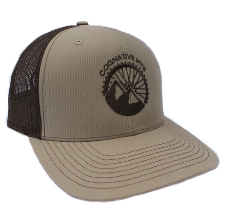 BIKE PISGAH HAT (TAN)