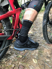 Black Mountain Bike Socks
