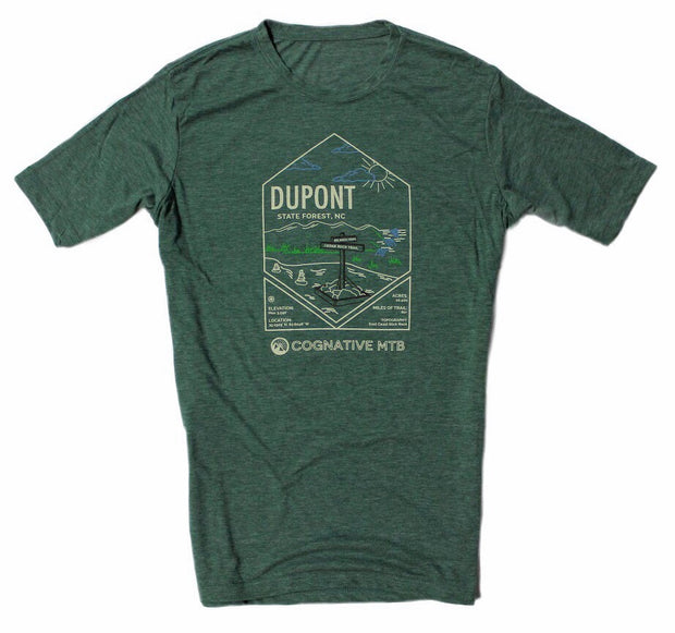 DUPONT STATE FOREST SHIRT (PINE)