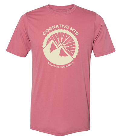 COGNATIVE LOGO SHIRT  (SMOKED PAPRIKA)