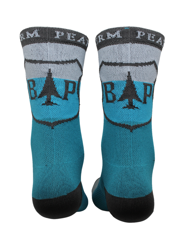 BERM PEAK RANGER DISTRICT SOCK - THIN (2 COLOR OPTIONS)