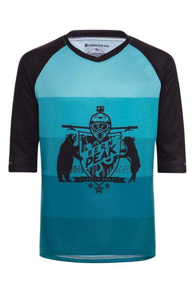 Youth Berm Peak - 3/4 Sleeve MTB Tech 2.0 Jersey (2 Color Options)