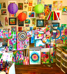My Art Studio/My Beautiful Mess