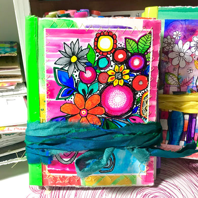 Boquet 6 x 4.5 Journal