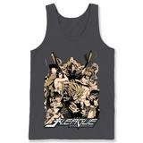 ANIME J-LEAGUE | JAPANESE SPECIAL FORCE T Shirts-New Wave Tee