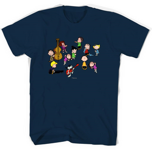 A Charlie Brown Christmas Dance tshirt