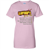 Claptrap's To Do List tshirt-New Wave Tee