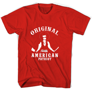 Original American Patriot T Shirts-New Wave Tee