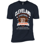 2017 Cleveland Football Undefeated Preseason Champions Shirt t-shirt-New Wave Tee