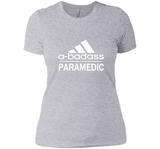 A badass Paramedic T Shirts-New Wave Tee
