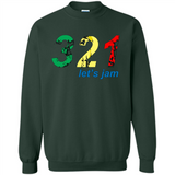 321...Let's Jam T Shirts-New Wave Tee