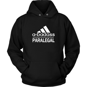 A badass Paralegal T Shirts-New Wave Tee