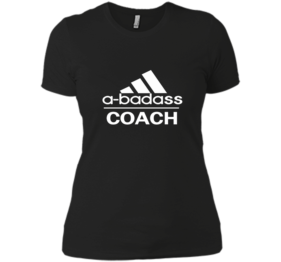 A badass Coach T Shirts-New Wave Tee