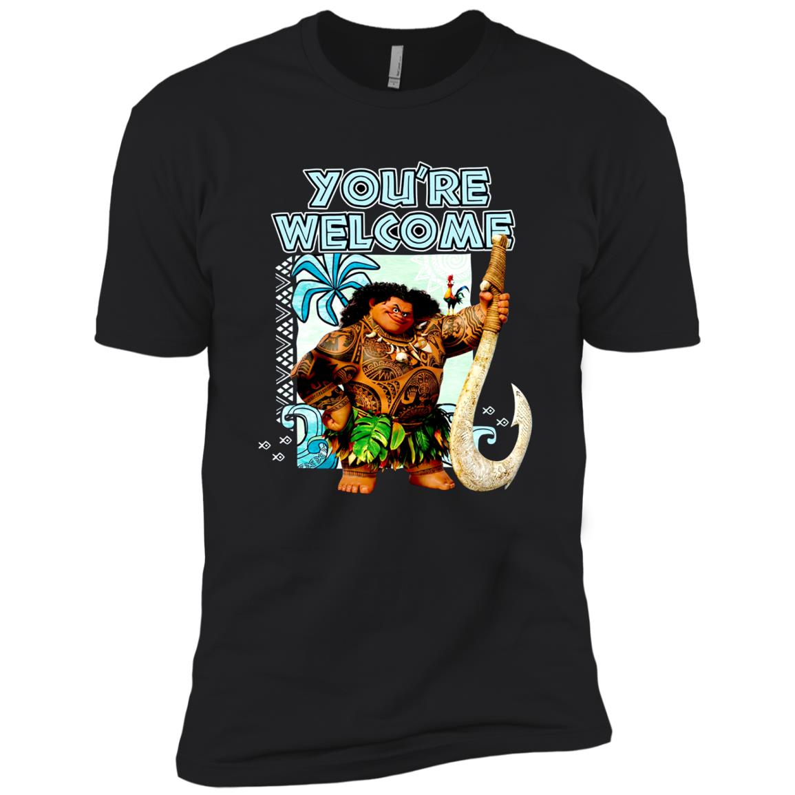 Disney Moana Maui Shirts You're Welcome Shirts