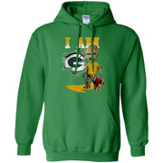 Groot I Am Green Bay Packers Football Team