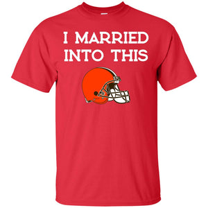 I Married Into This Cleveland Browns