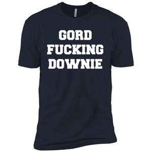 Gord Fucking Downie T-shirt