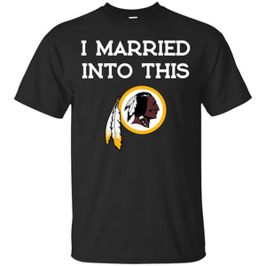 I Married Into This Washington Redskins