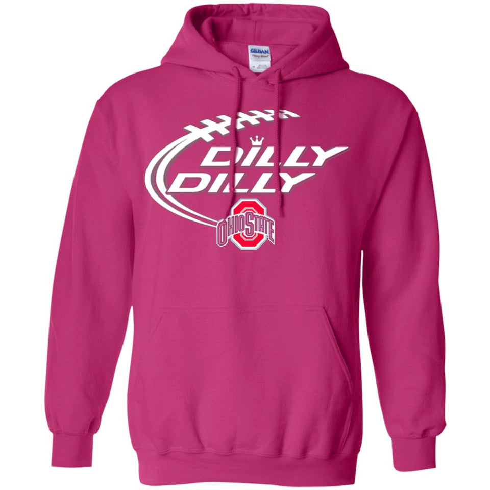 Ohio State Buckeyes Dilly Dilly Shirt Nfl Football Gift Fans ...