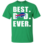 Best Dad Ever Buffalo Bills Football Shirts – Best Buffalo Bills Ever T-shirt