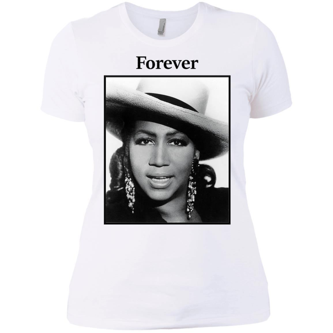Aretha Franklin Graphic T-shirt